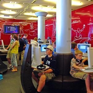 Интернет-кафе Хиславичей