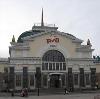 Железнодорожные вокзалы в Хиславичах