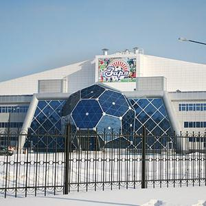 Спортивные комплексы Хиславичей