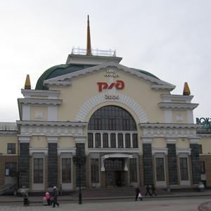 Железнодорожные вокзалы Хиславичей